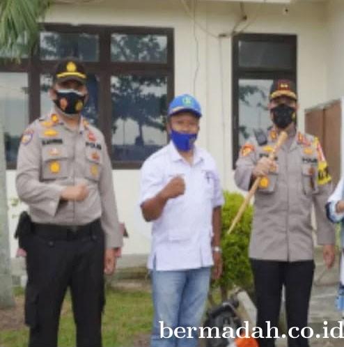 Polres Pelalawan Proses Dugaan Pencurian Sawit Limpahan Polda Riau