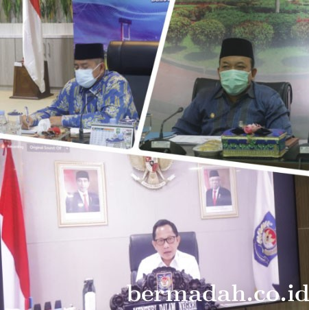 Bupati Siak Alfedri Ikuti Pembekalan Kepemimpinan Pemerintah Dalam Negeri