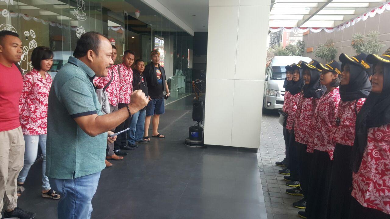 Pengarahan Paskibraka Riau - (Ada 0 foto)